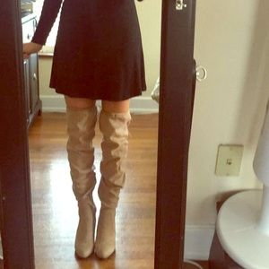 Olivia Miller over the knee boots